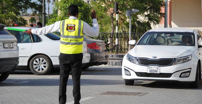 Traffic Marshal Company in Dubai